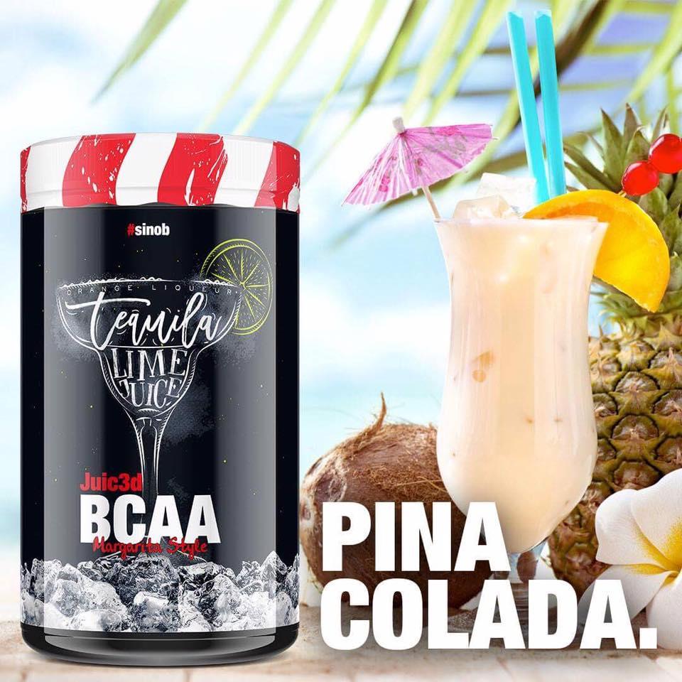 Juc3d BCAA`s Pina Cola
