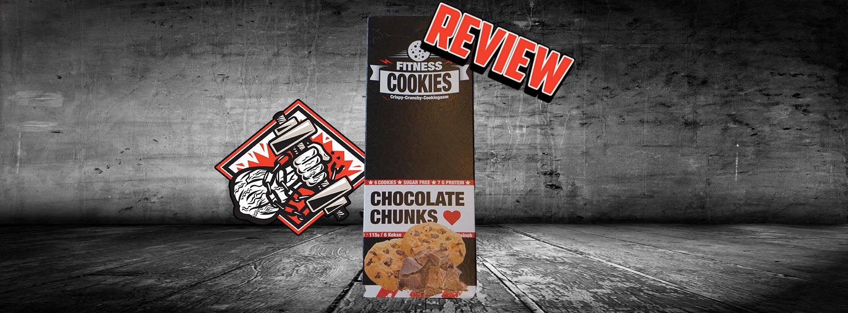 Fitness Cookies
