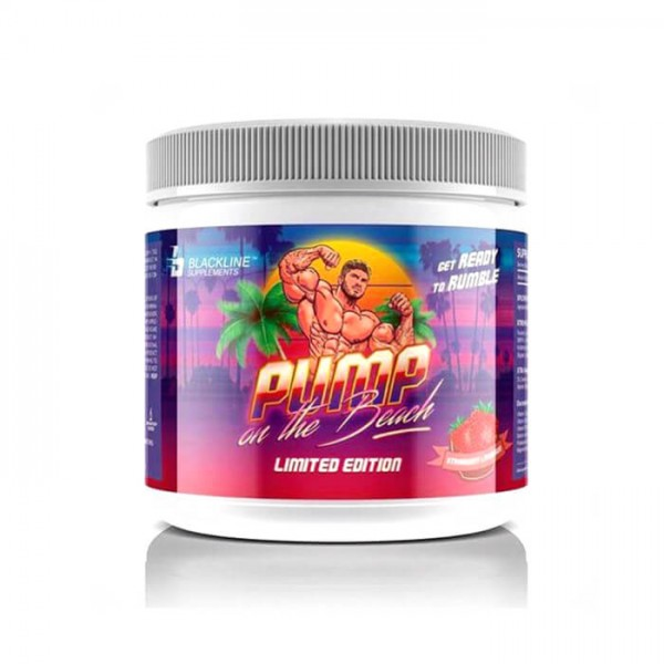 Pump on the Beach Limited Edition