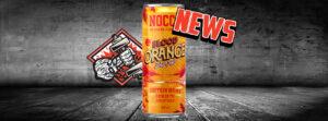Nocco - Blood Orange del Sol News